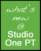 Find out what's new at Studio One PT